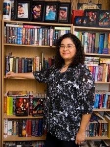 Author Missy Jane